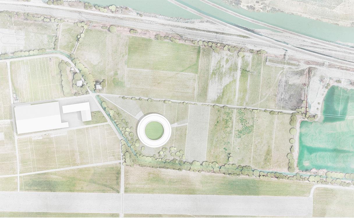 Projektwettbewerb Neubau Markthalle Goler und Ringkuhkampfarena, 2016