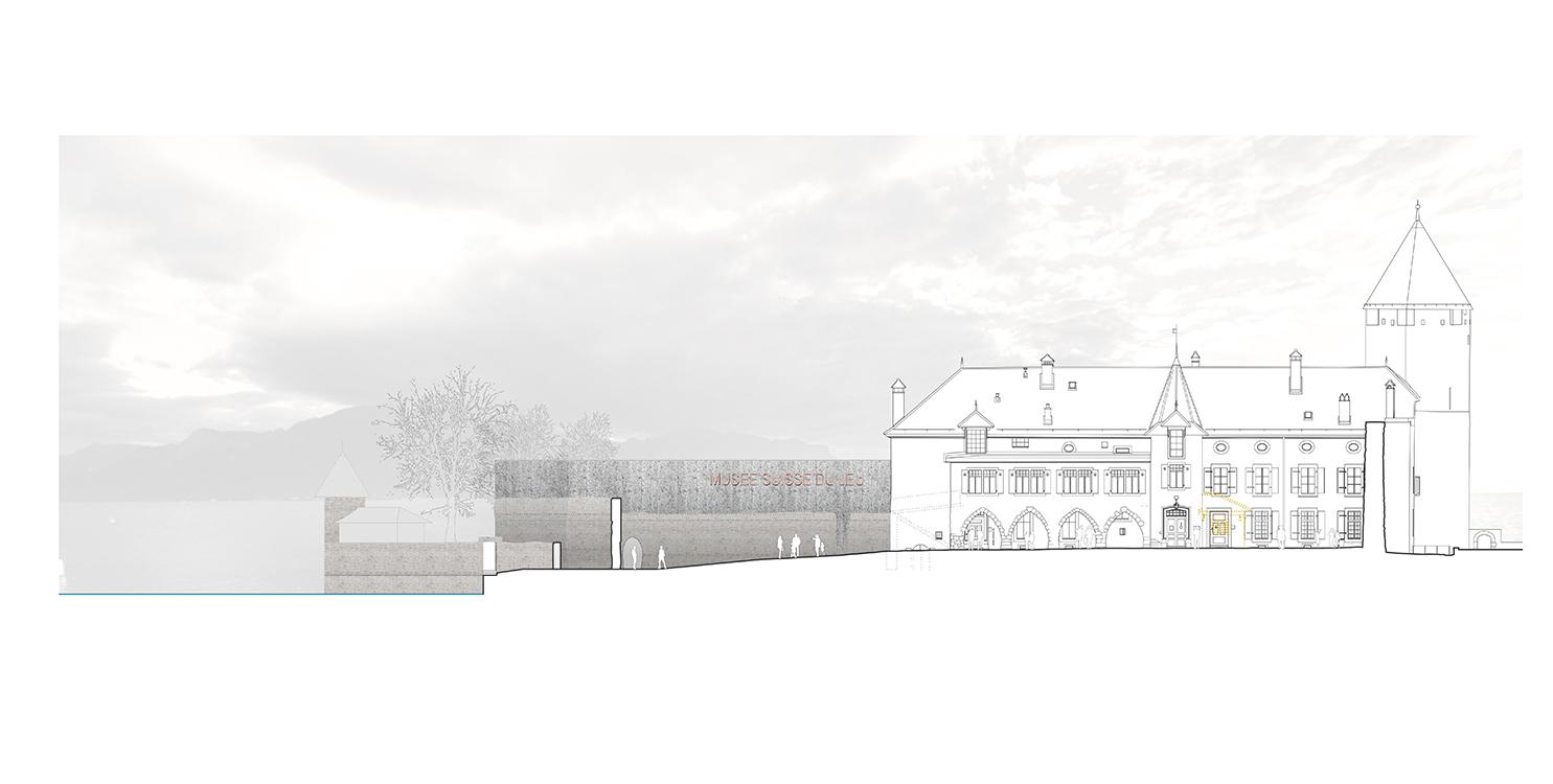 8. Rang / 6. Preis Château de la Tour-de-Peilz et Musée, 2016