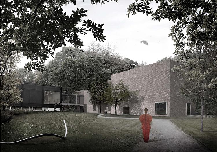 Anerkennung, Erweiterung Josef Albers Museum, 2017