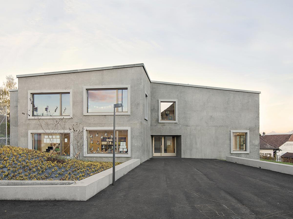 swiss-architects, Primarschule Haut-Vully