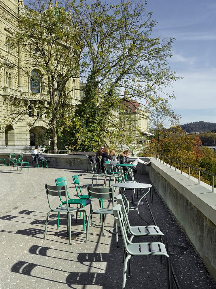 Gesamtsanierung Umgebung Bundeshaus, Bern