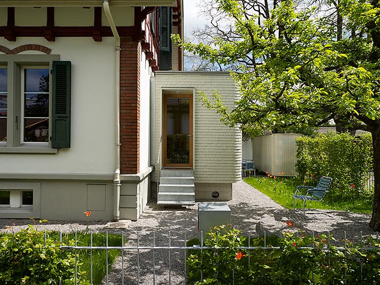 Garten Kammler, Bern, 2012