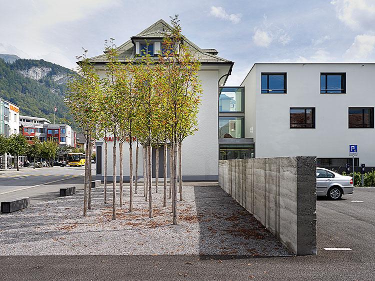 Raiffeisenbank, Meiringen, 2008