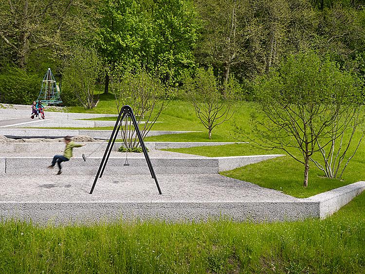 Schulanlage Göttibach, Thun, 2012