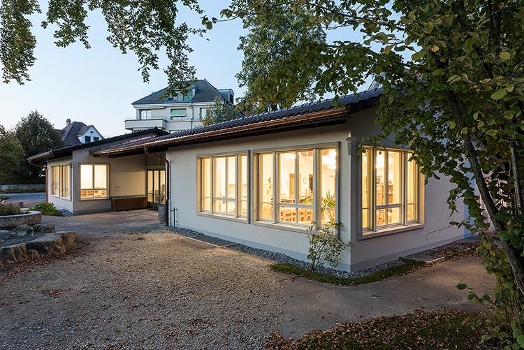 Sanierung Kindergarten, Muri b. Bern, 2017