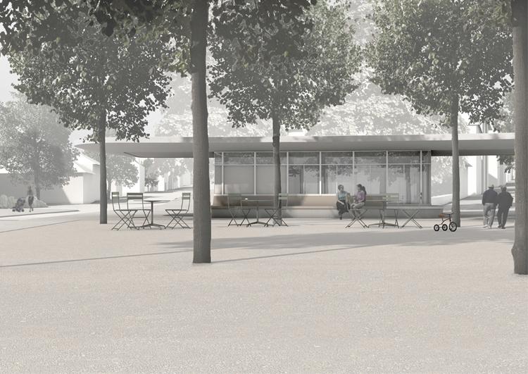 1. Rang / 1. Preis Helvetiaplatz Bern, Umgestaltung, 2019