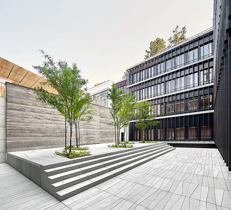 Mobiliar, Modernisierung Bürogebäude, SIA Tage 2018,