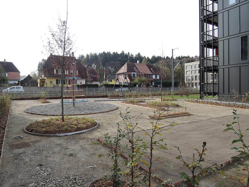 Bern-Brünnen Wohnüberbauung, Baufeld 19-21