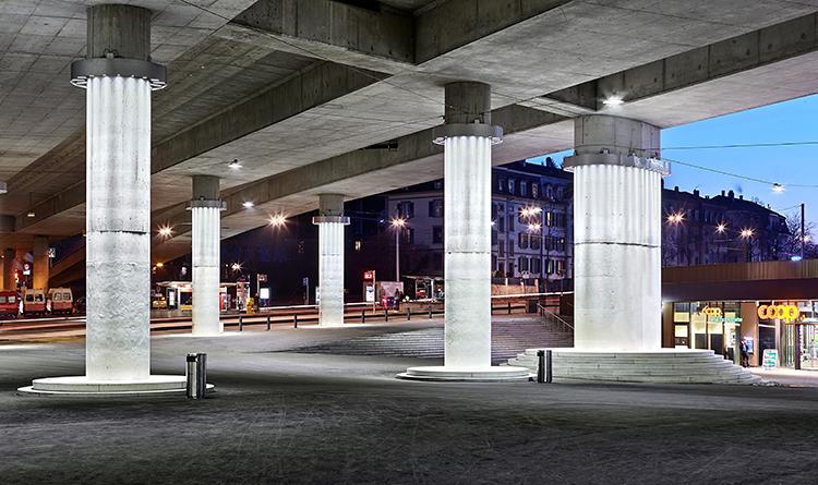 Europaplatz, Bern, 2014