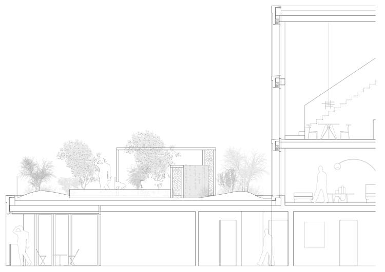 1. Rang / 1. Preis Neubau am Kanzlei-Kreisel, Emmenbrücke