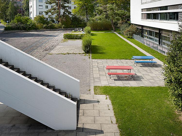 Schulanlage Wankdorf, Bern, 2002