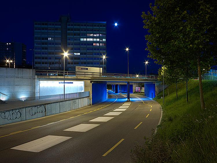 Worblaufen Tiefenaustrasse,Worblaufen, 2007