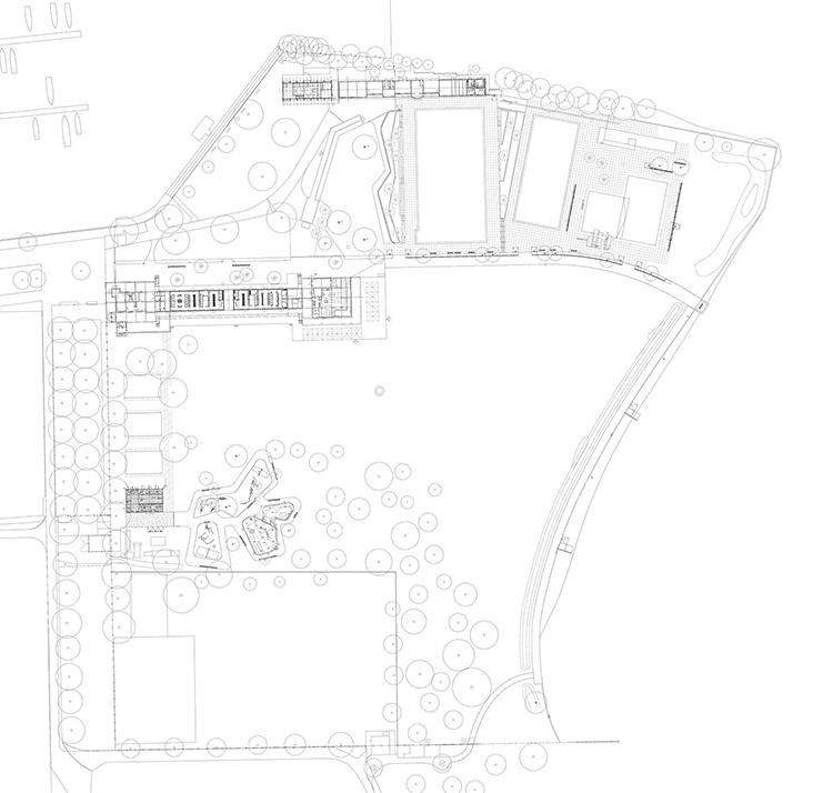Fertigstellung Erweiterung Strandbad Lachen, Thun, 2021