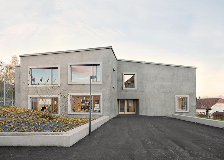 Primarschule Haut-Vully, 2016