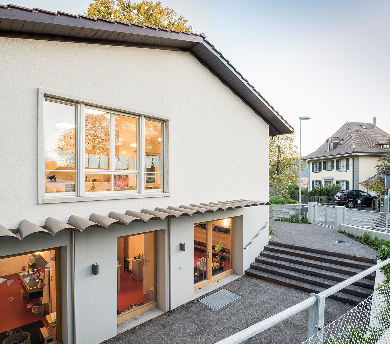 Sanierung Kindergarten, Muri b. Bern