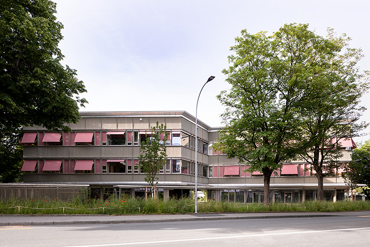 Erweiterung Volksschule Marzili, Bern, 2019