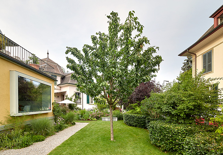 Grüneckweg, Bern 2010