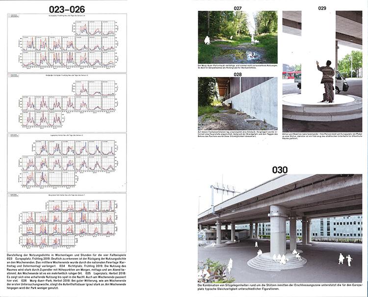 Herausforderungen im Denken und Gestalten von öffentlichen Räumen