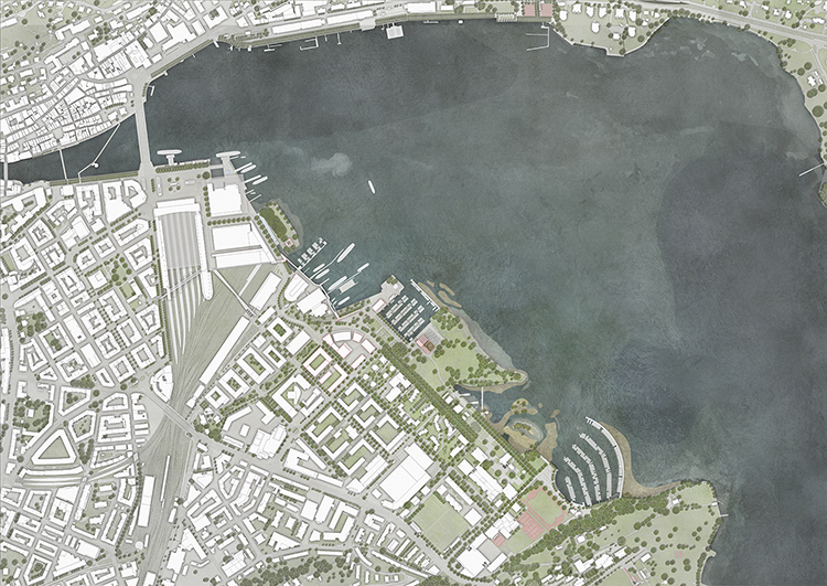 Testplanung linkes Seeufer Luzern | Es ist gut 2020