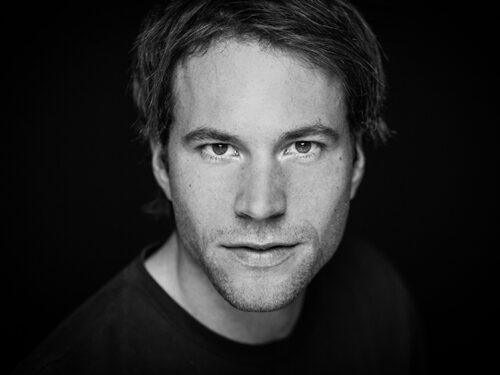 Portrait Benjamin Wellig