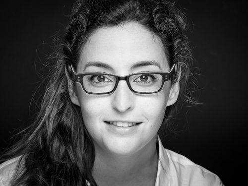 Portrait Marta Gonzalez Rubio